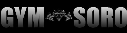 Gym Soron tuleva logo ja headeri