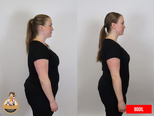 kaarinalainen nainen ennen ja jälkeen