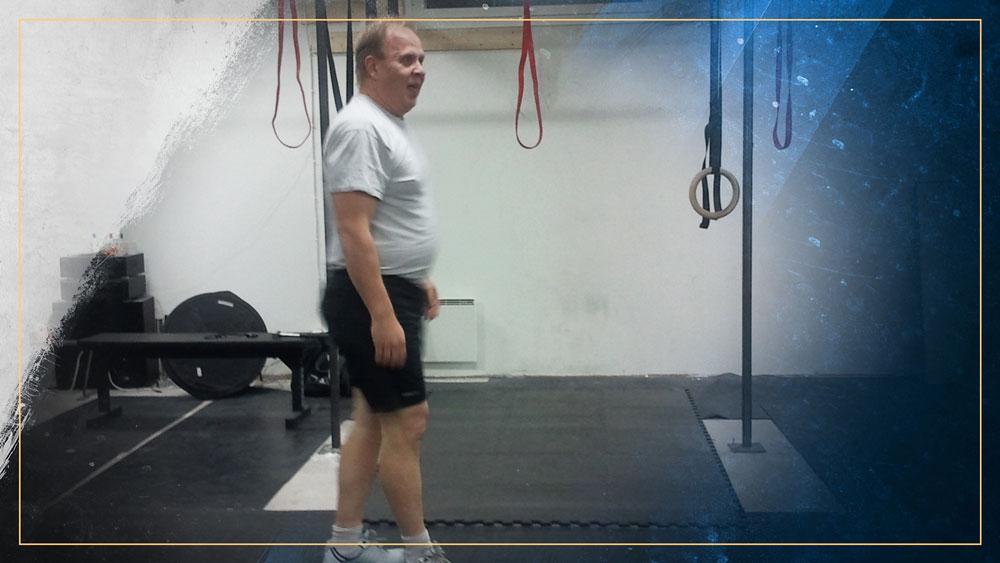 Personal trainer ja tammikuu 2022